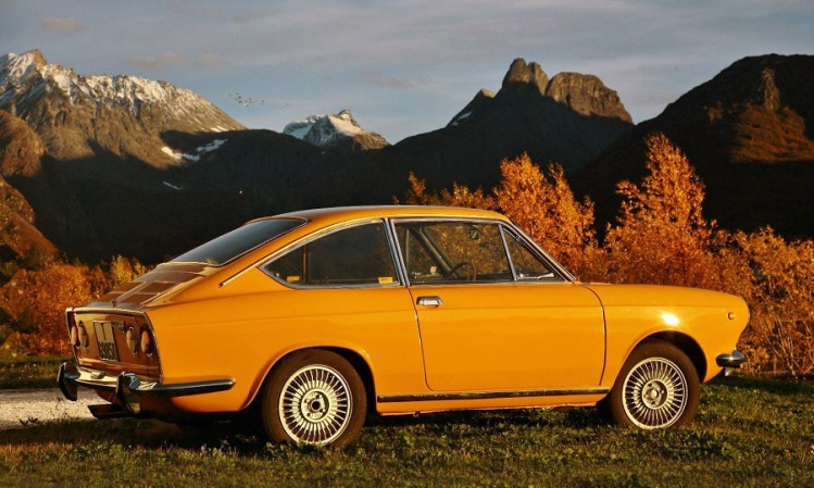 Fiat 840 Sport Coupe 1