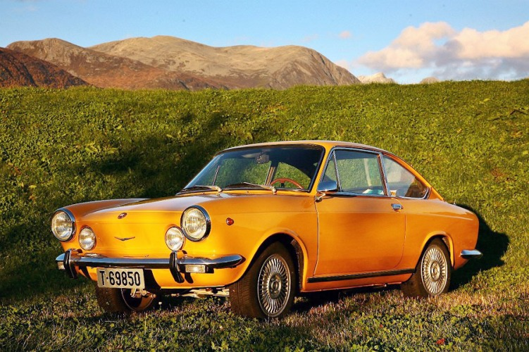 Fiat 840 Sport Coupe 2