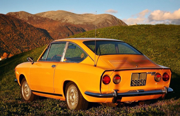 Fiat 840 Sport Coupe 3