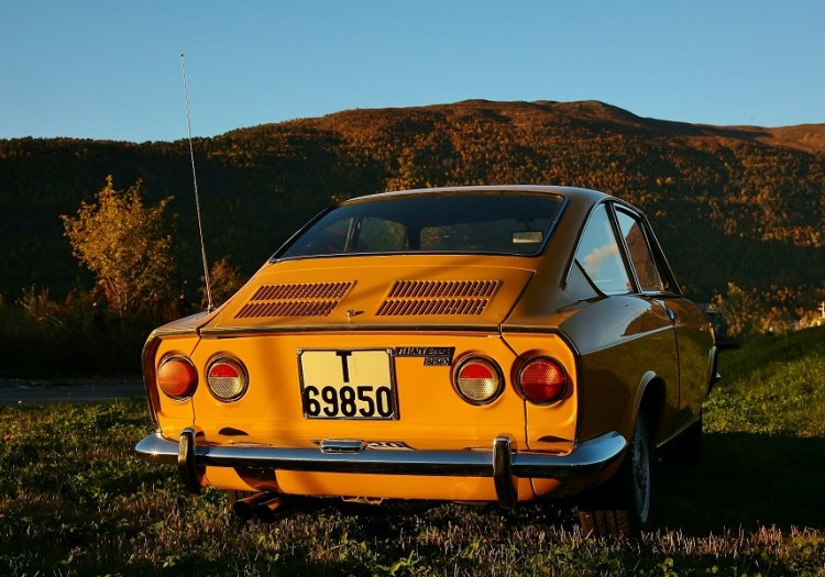 Fiat 840 Sport Coupe 4