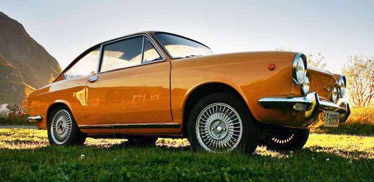 Fiat 840 Sport Coupe 6