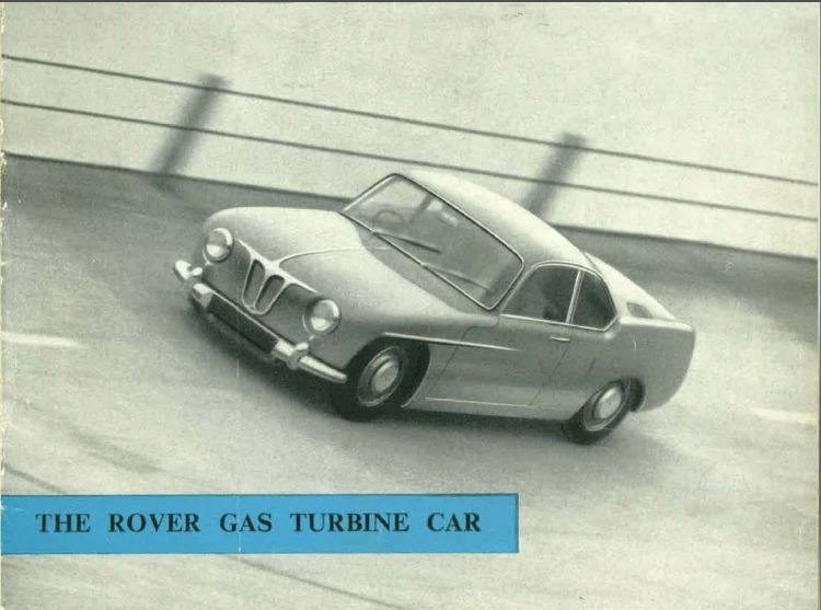 Rover T3