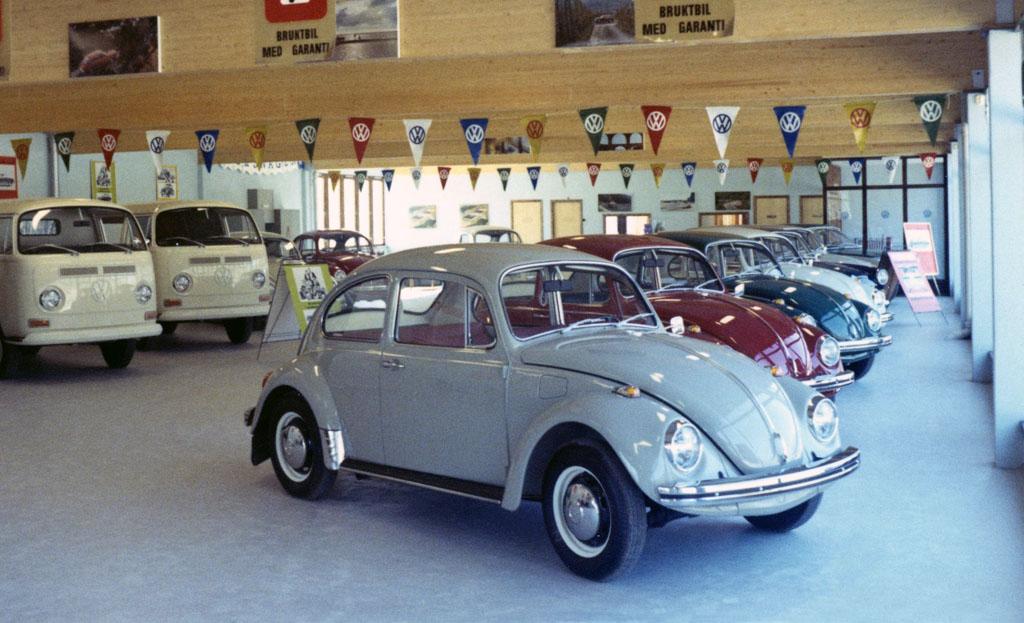 Det Ble Solgt Like Mange Nybiler I Norge I 1969 Som I 2009