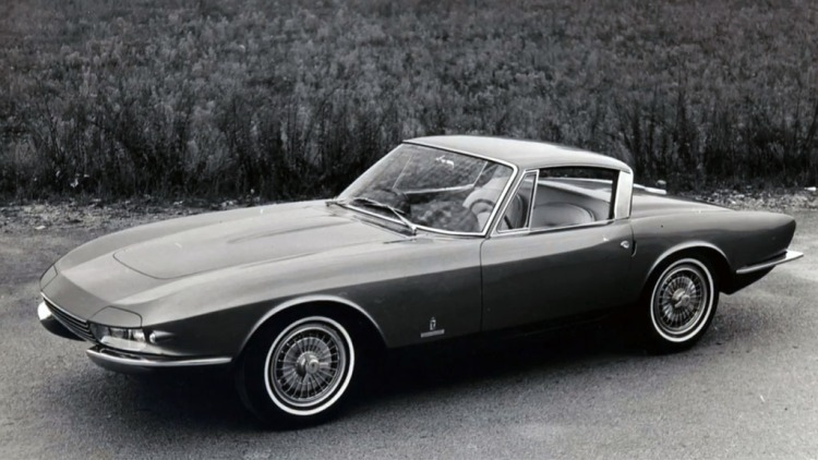 Chevrolet Rondine Pininfarina_1