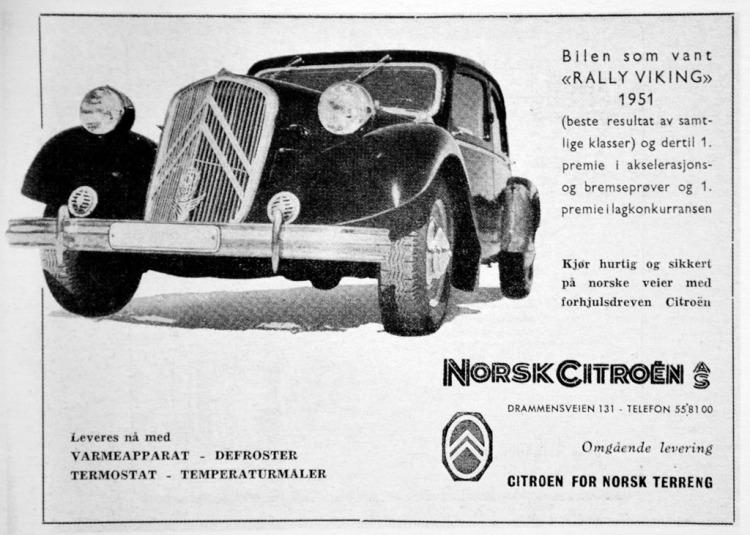 Citroen TA Reklame 1951_1