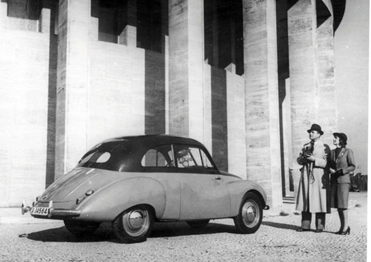 DKW F9 Prototype
