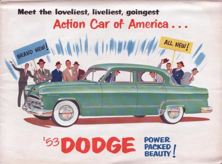 Dodge Coronet Reklame_1