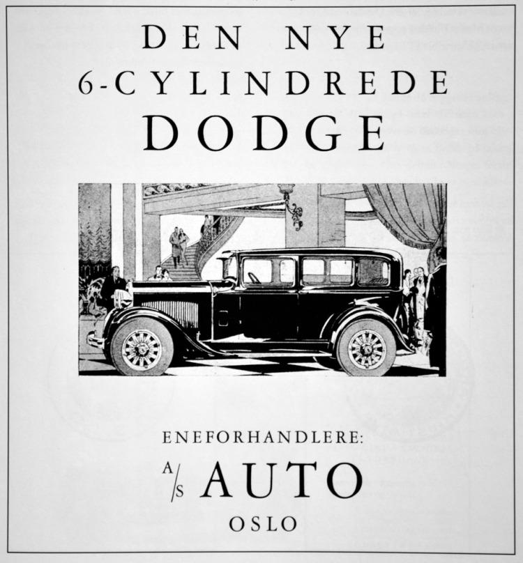 Dodge Reklame_Norge_1