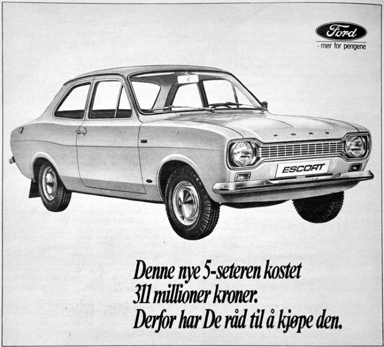 Ford Escort Reklame Norge_4