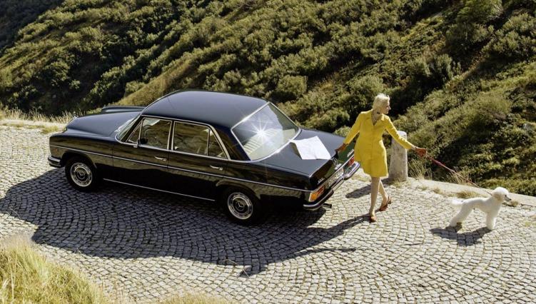 Mercedes W114 Reklame_5