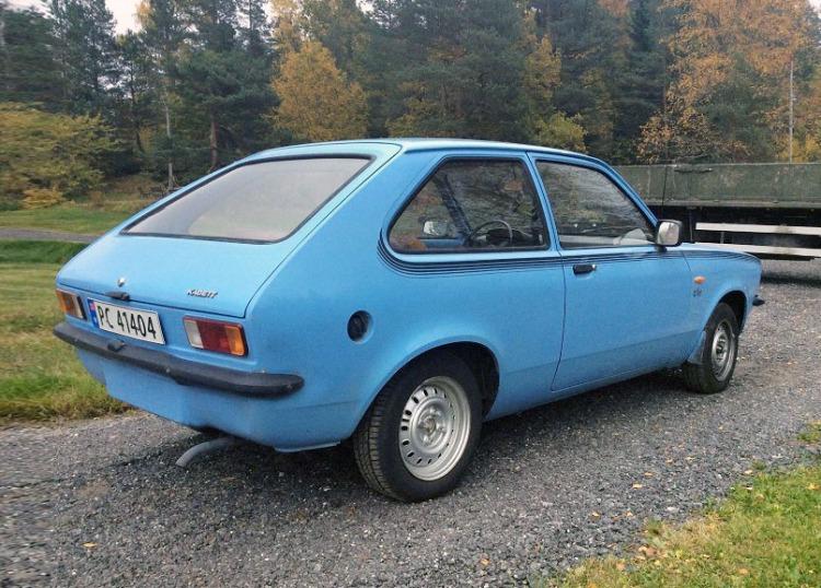 Opel Kadett City 2