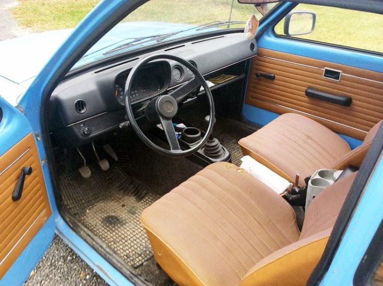 Opel Kadett City 3