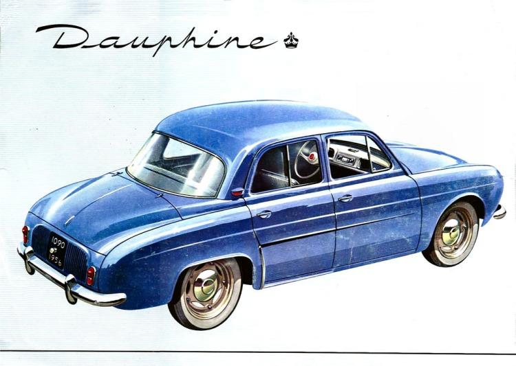 Renault Dauphine Reklame_2