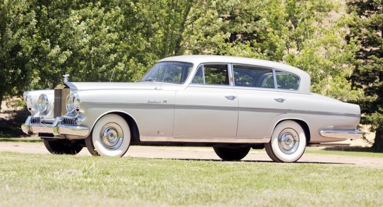 Rolls Royce Silver Wraith Vignale_1