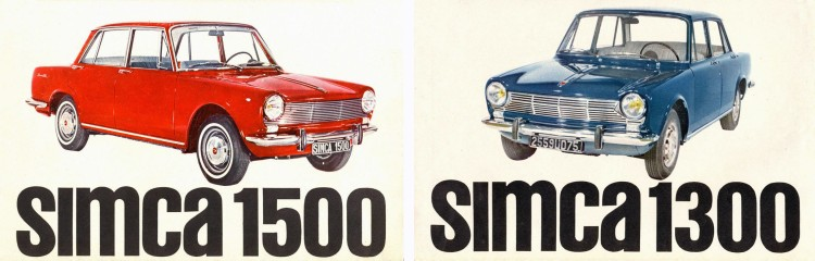 Simca 1500-1