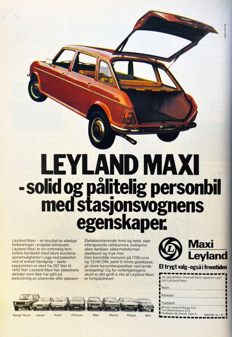 Austin Maxi Reklame_1