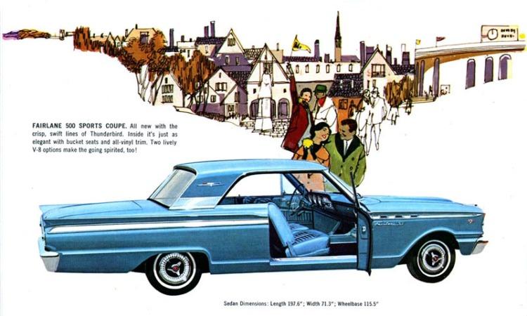 Ford Fairlane Brosjyre_1