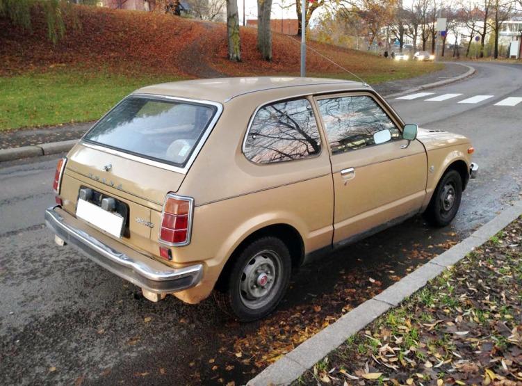 Honda Civic Kampen_2