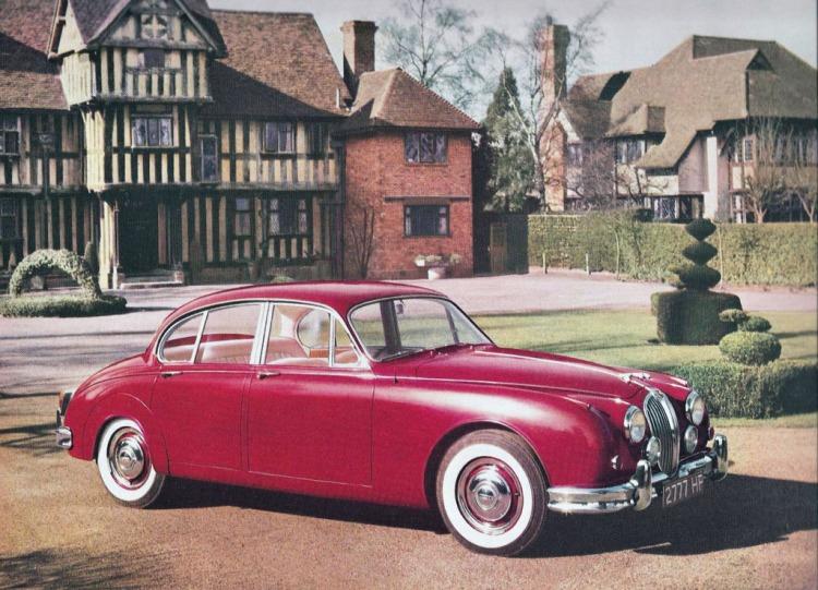 Jaguar MKII Reklame_1