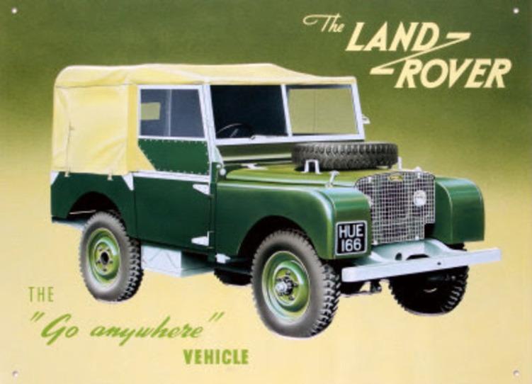 Land Rover Serie 1 Reklame_1