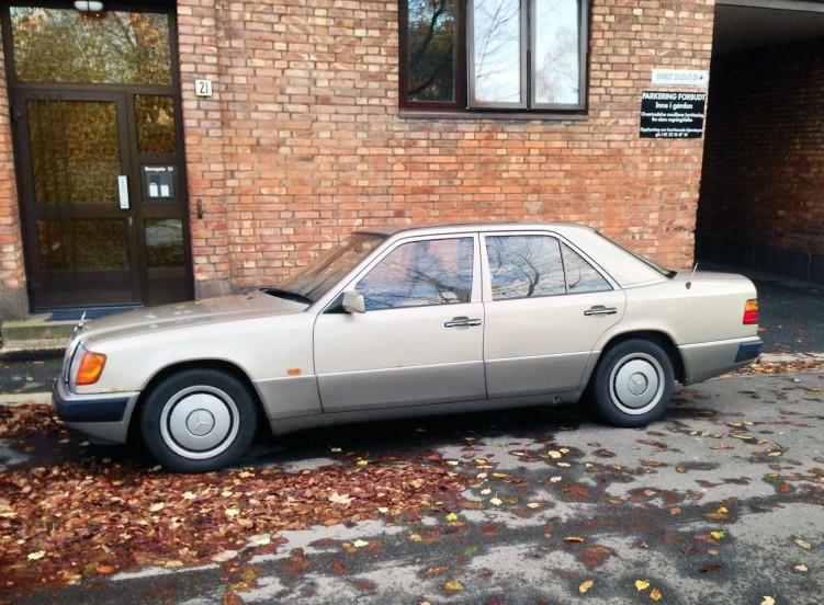 Mercedes 124 Kampen_1