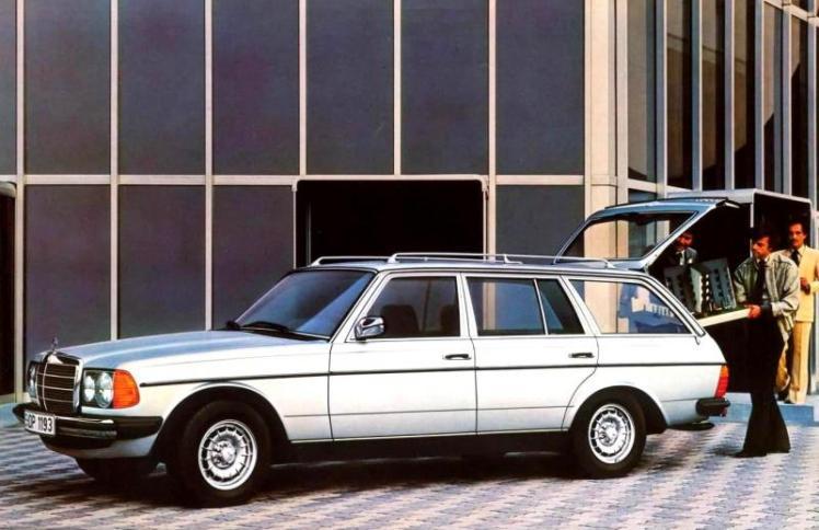 Mercedes W123T Reklame_1