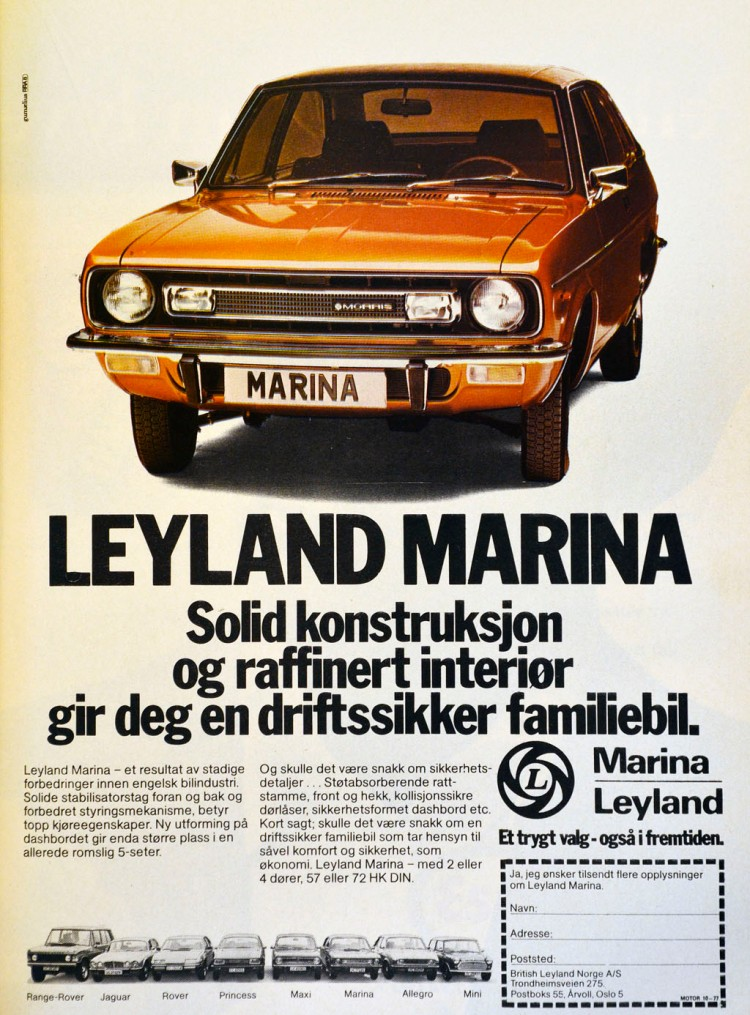 Morris Marina Reklame Norge_1