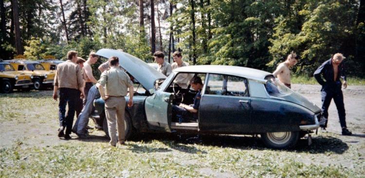NAF Kurs Citroen DS 1967