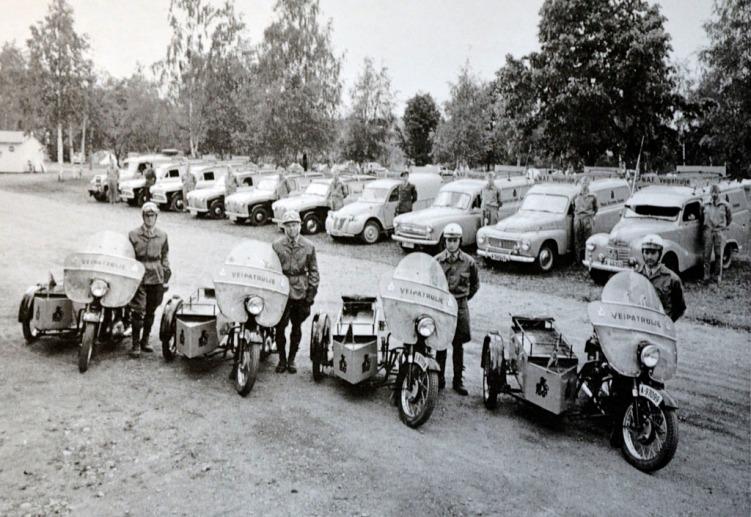 NAF Veipatrulje Bogstad 1964_2