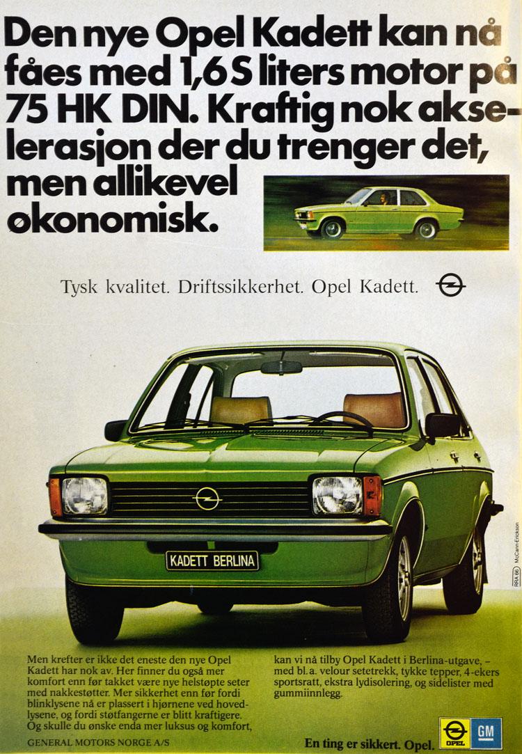 Opel Kadett C Reklame_1