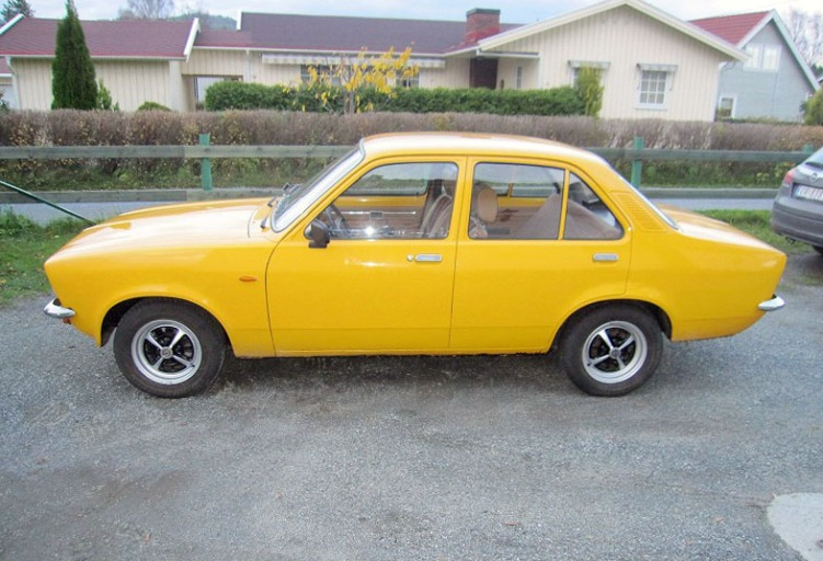 Opel Kadett C_1