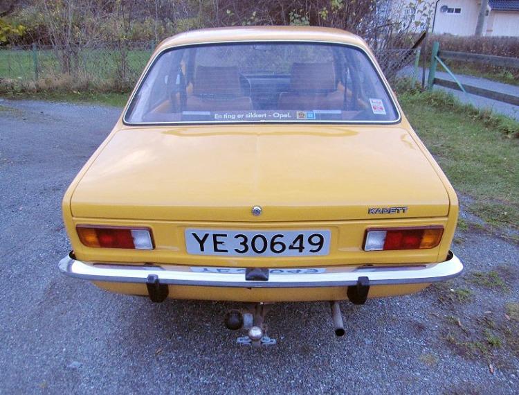Opel Kadett C_5