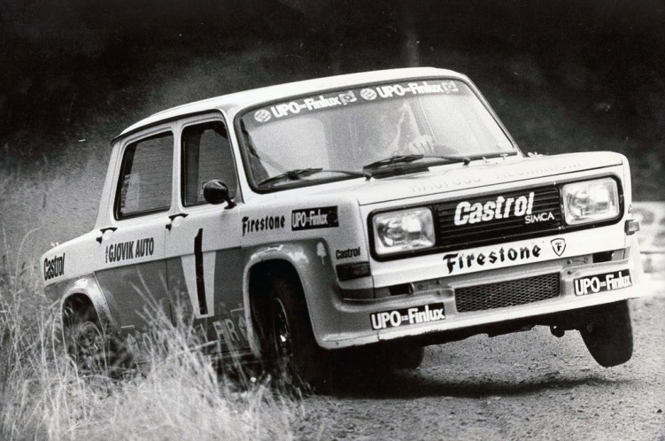 Tore H Bratlie Simca 1978