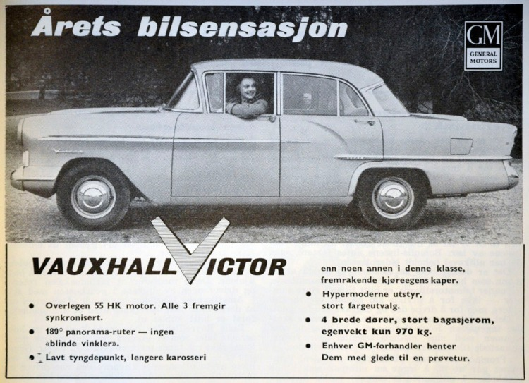 Vauxhall Victor Reklame_1