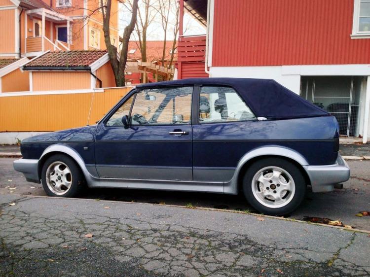 Volkswagen Golf Cab Kampen_1