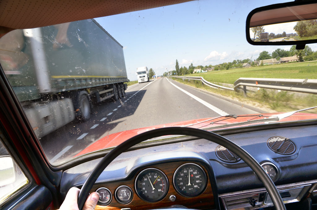 Road trip fra helvete, del 1: Ikke prøv dette selv!   Husker