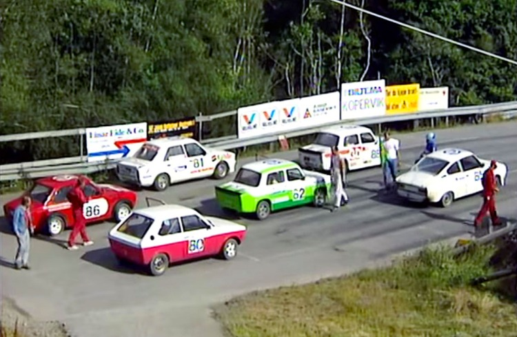 NM Rallycross 1991