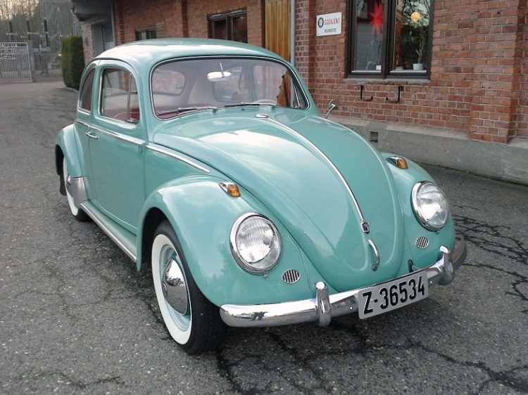 Volkswagen Boble 1200_1