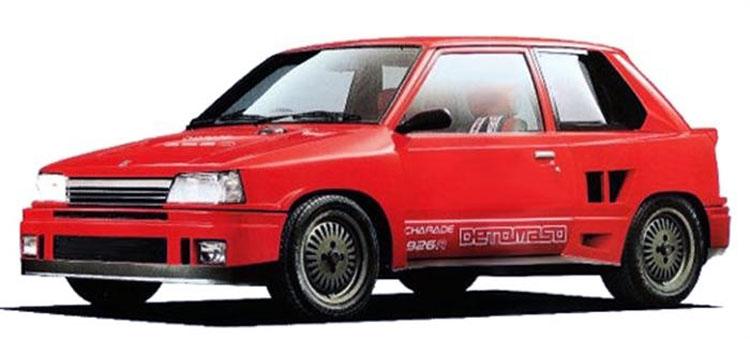 Daihatsu Charade De Tomaso