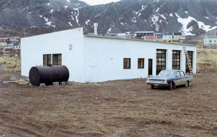Eriksens Auto Hammerfest sent 60tall