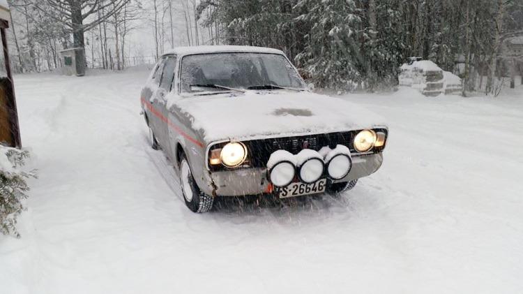 Ford Cortina MK2 Kim Tomas Stensrud