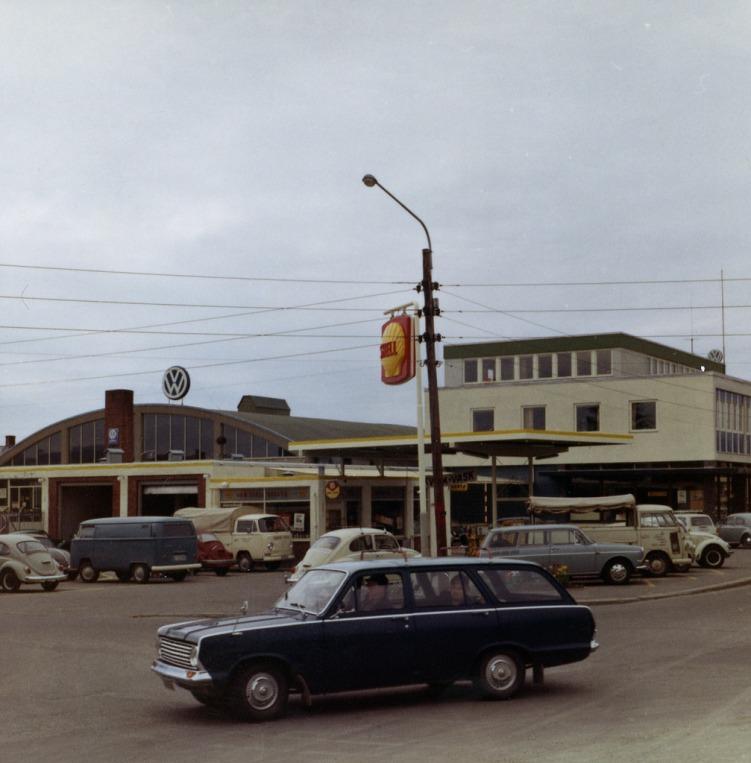 Grendahl Auto AS Trondheim 1969