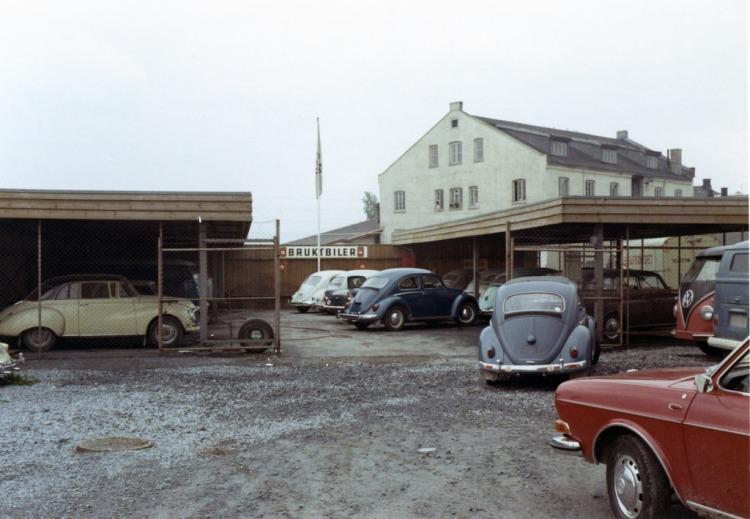 Grenland Auto Porsgrunn 1969