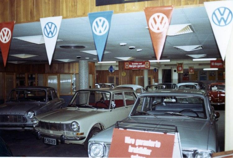 Gumpens Auto Kristiansand 1969