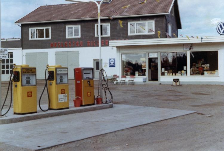 Haslestad Bilverksted Hof Vestfold 60tall