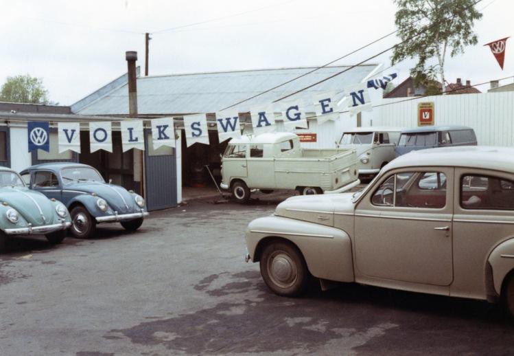 Jespersen og Thon Tønsberg 1969