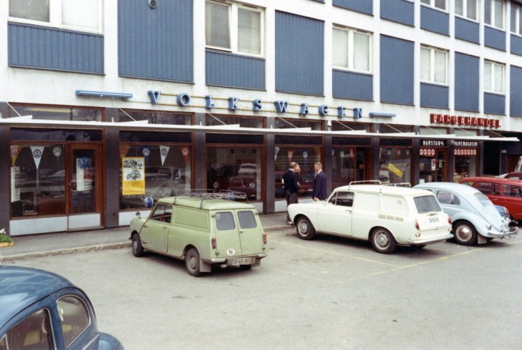 Møller Nord Tåsen ca 1965