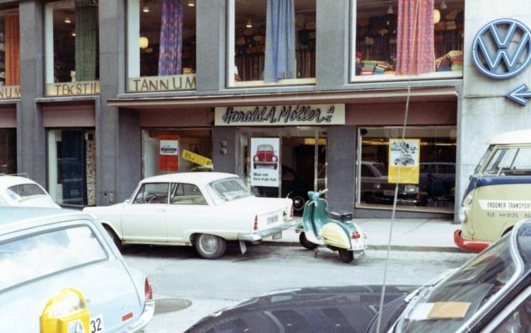 Møller Stortingsgaten 1969