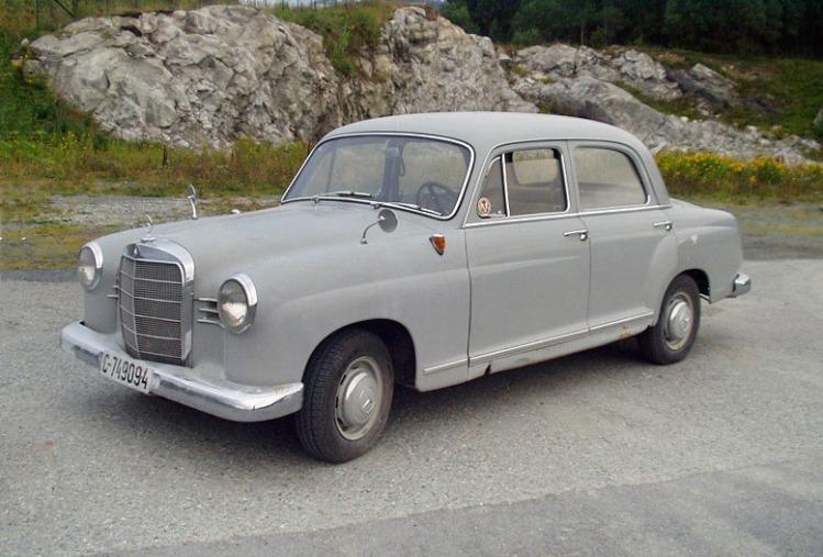 Mercedes 190 Ponton_2