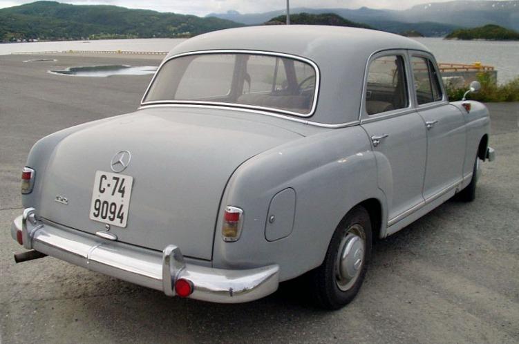 Mercedes 190 Ponton_4